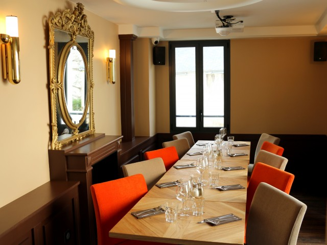 LA BELLE EQUIPE 1877 - Bar & Restaurant Petit salon (1er étage, côté jardin)