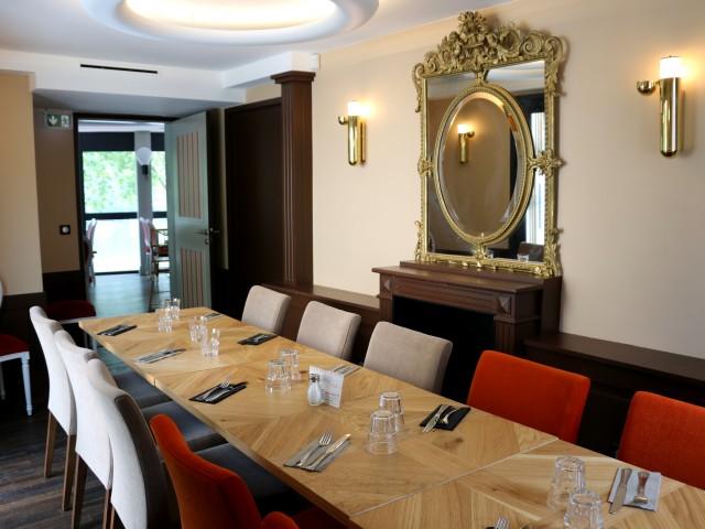 LA BELLE EQUIPE 1877 - Bar & Restaurant Petit salon (côté jardin)