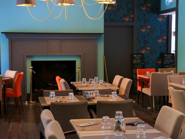 LA BELLE EQUIPE 1877 - Bar & Restaurant Salle aux poissons (1er étage)