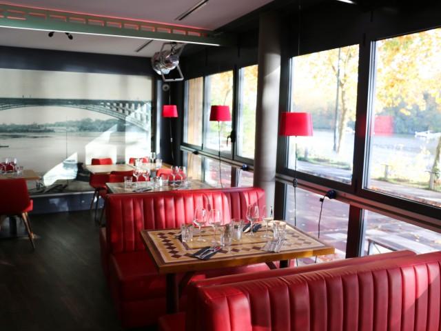 LA BELLE EQUIPE 1877 - Bar & Restaurant Salle Eiffel (rez-de-chaussée)