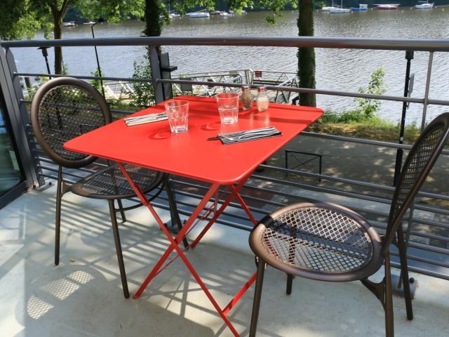 LA BELLE EQUIPE 1877 - Bar & Restaurant Terrasse Charles (1er étage, face à l'Erdre)