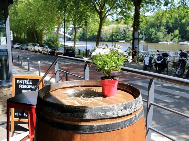LA BELLE EQUIPE 1877 - Bar & Restaurant Tonneau apéro face à l'Erdre