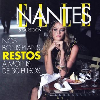 PARUTION DANS ELLE-Nantes